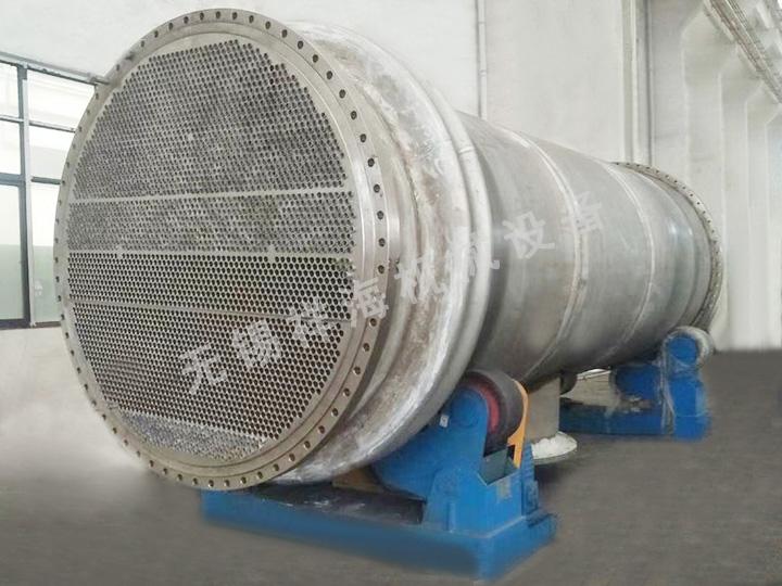 碳钢列管式冷凝器